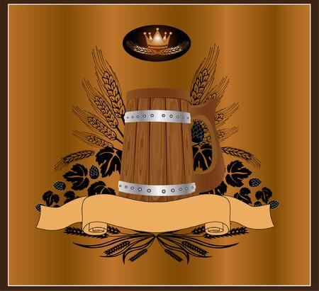 taberna: cerveza vino kvas