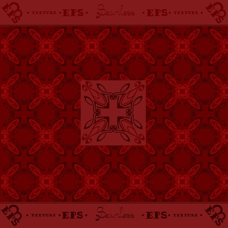 old seamless royal luxury texture background Vector