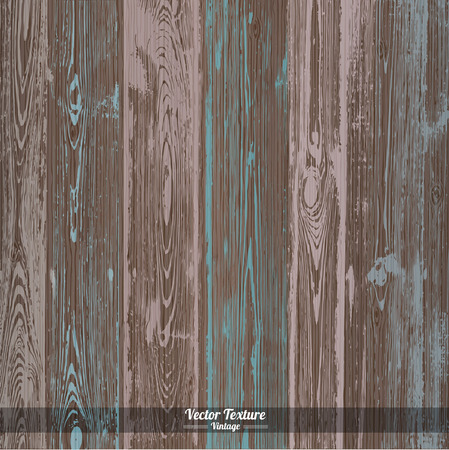 pine boughs: Wood texture. Vector Eps10 illustration. Grey pink and blue dirty wooden background Illustration