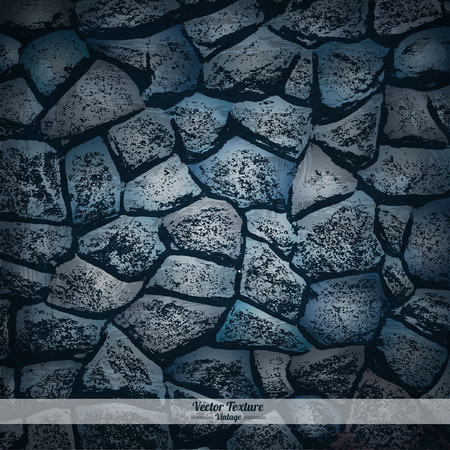 Stone wall texture. Dirty grunge background