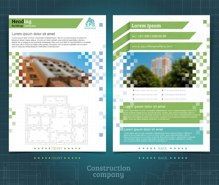 Two Sided Basketball Brochure Or Flyer Template Design With