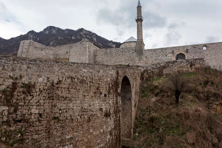 mehmed: Medieval fortified building in Travnik, Bosnia and Herzegovina