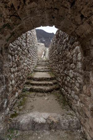 mehmed: Medieval fortified building in Travnik, Bosnia and Herzegovina