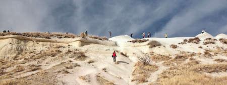 cappadocia: Rock formation in Cappadocia Turkey