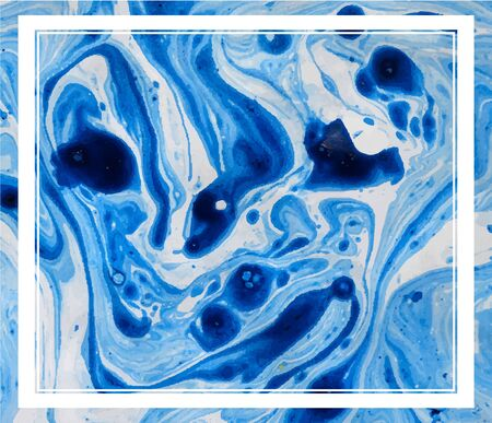 marbling: Watercolor marbling texture, great for background and your design.