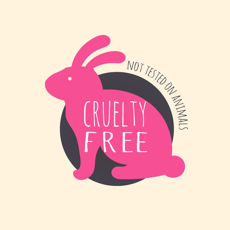 cruelty: Stop cruelty eco-friendly badges.