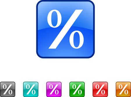 percente sign Vector