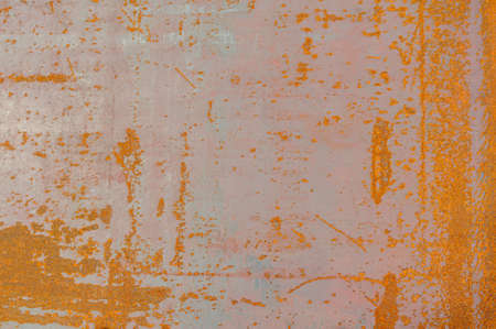 Grunge rusty metal background. For photo collages.
