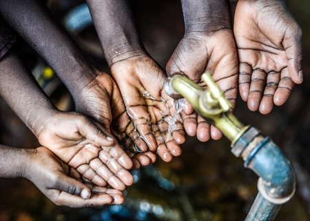 The world needs water - Fresh water problems around the world