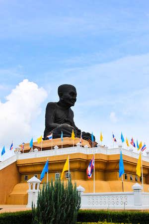Tuad Buddha , temple Wat Huai Mongkhon Hua Hin , Thailand Stock Photo - 12576660