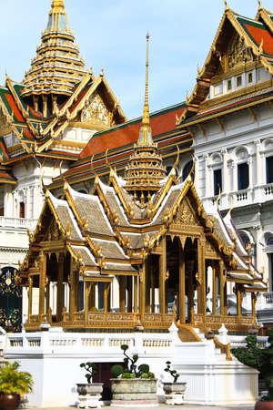 Bangkok Grand Palace, next to Wat Phra Kaew temple