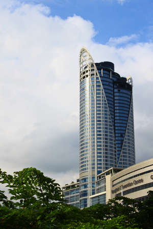 Building of Central world Plaza in Bangkok  thailand