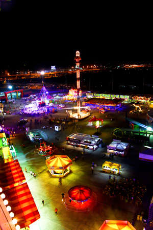 Supergiant Amusement Park Asia tour , THAILAND