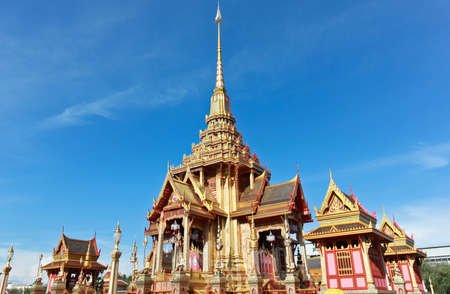 The Royal Crematorium in Bangkok Thailand