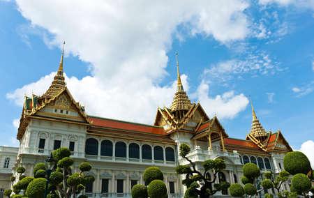 Royal Grand Palace in Bangkok in Bangkok, Thailand
