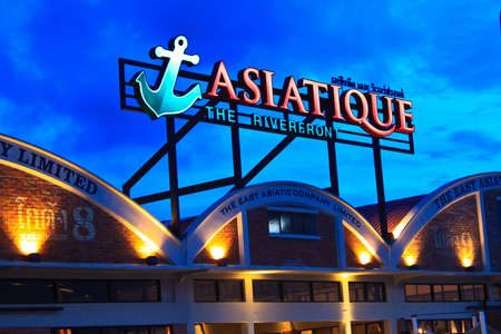 ASIATIQUE The Riverfront, Bangkok Thailand