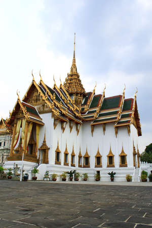 Royal grand palace in Bangkok, Thailand Stock Photo - 13721015