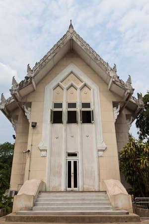 Thai Building of temple