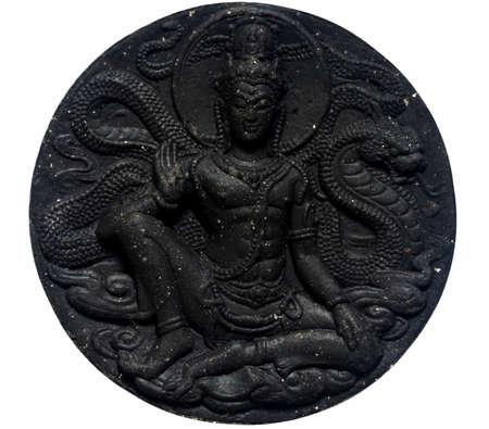 amulet: amulet Thailand Stock Photo