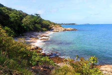 Idyllic Scene Beach of Thailand