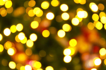 Shimmering blur christmas background photo