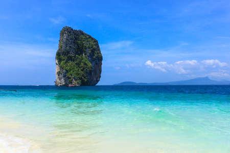 Beautiful tropical island of Andaman sea, Thailand photo