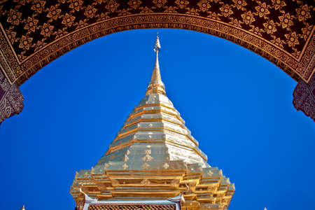 Wat Phra That Doi Suthep Chiang Mai, Thailand  photo