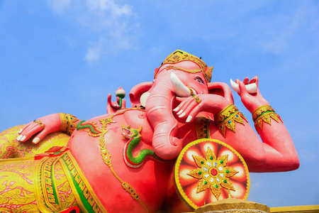 supreme: God Ganesh statue,One of most supreme god in Indian culture