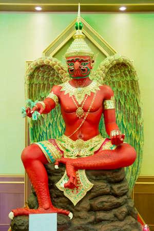 garuda: Garuda statue in Thailand