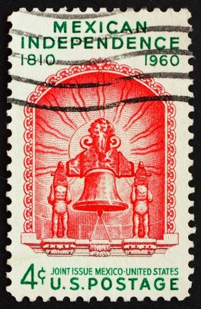 メキシコ独立の 150 周年 写真素材 - 8547303