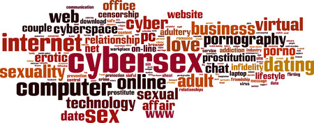 is cybersex considered adultery