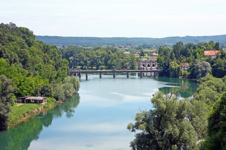 powerplant: Kupa River