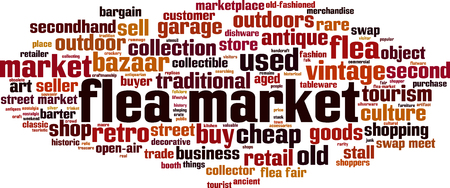 Concept de marché de marché de marché de fléchettes . illustration vectorielle Banque d'images - 99016134