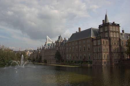 Parlament: Parlament Building, Hague,Holland