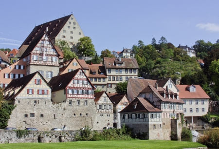 Schwäbisch Hall is a town in the German state of Baden-Württemberg and located in the valley of the river Kocher in the north-eastern part of Baden-Württemberg