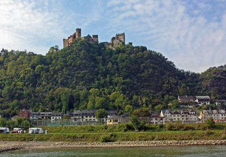 hause: The Rhine valley is one of the most beautiful parts of Germany.