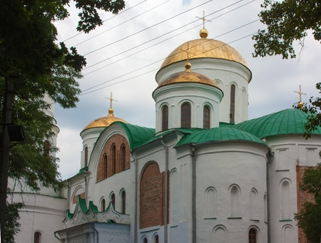 commissioned: Saviour Cathedra is the oldest church in Ukraine commissioned in the early 1030