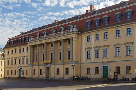 liszt: The Liszt school of Music takes places in a princely palace