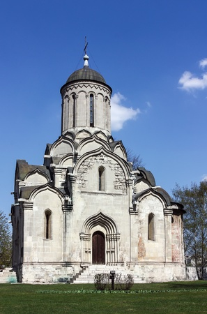 extant: Andronikov Monastery of the Saviour is a former monastery on the left bank of the Yauza River in Moscow, consecrated to the Holy Image of Saviour Not Made by Hands and containing the oldest extant building in Moscow. Editorial