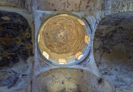 laconia: Church Of Agia Sofia in Mystras, Greece