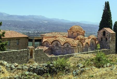 laconia: Saint Dimitrios Orthodox Metropolis at Mystras archaeological site