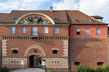 spandau: The Spandau Citadel is a fortress in Berlin, Germany