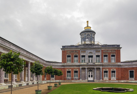 marble palace: Marble Palace was a royal residence in Potsdam, built on the grounds of the extensive New Garden  Editorial