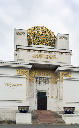 secession: The Secession Building is an exhibition hall built in 1897 by Joseph Maria Olbrich as an architectural manifesto for the Vienna Secession, located in Vienna, Austria. Editorial