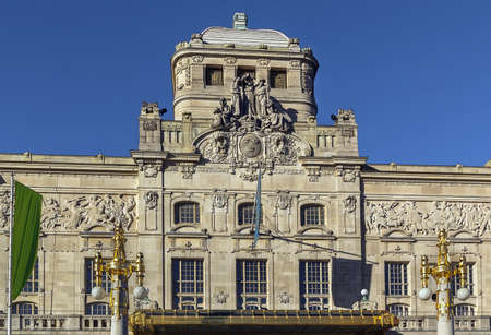 The Royal Dramatic Theatre is Swedens national stage for spoken drama, founded in 1788.