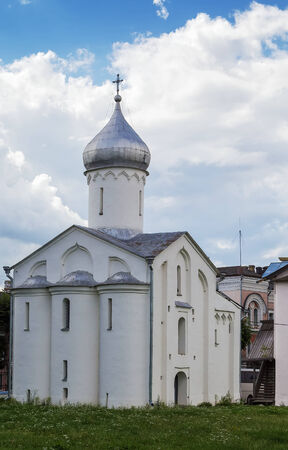veliky: Procopius Church was built in 1529 is located on Yaroslavs Court of Veliky Novgorod, Russia