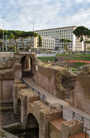 palatine: The Circus Maximus is an ancient Roman chariot racing stadium and mass entertainment venue located in Rome, Italy.