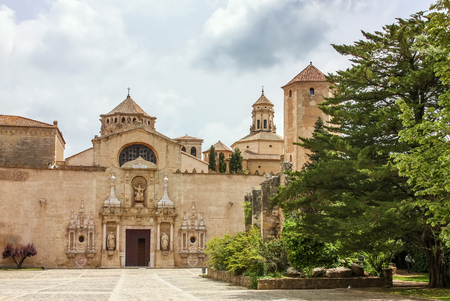 tranquillity: The Monastery of Santa Maria de Poblet is a haven of tranquillity and a resting place of kings.