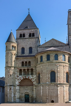 oldest: The Cathedral of Saint Peter in Trier, Germany. It is the oldest cathedral in the country.