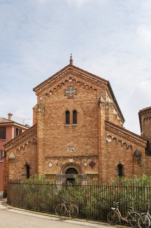 The basilica of Santo Stefano encompasses a complex of religious edifices in the city of Bologna, Italy. Church of Saints Vitale and Agricola